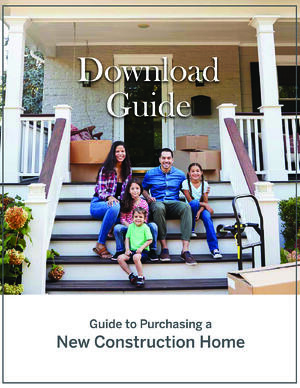 Guide to New Home Construction