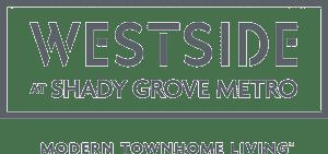 Westside at Shady Grove Metro Logo